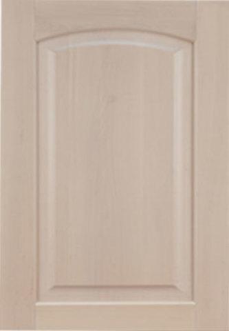 Фасад цвет: выбеленная береза