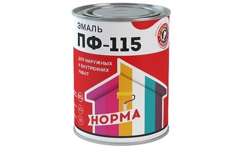 ПФ-115 красная НОРМА (0,9кг)