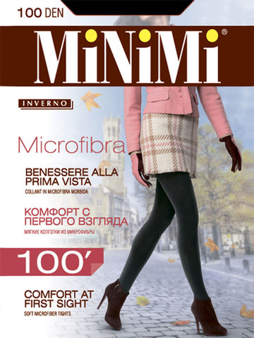 Колготки Microfibra 100 Minimi
