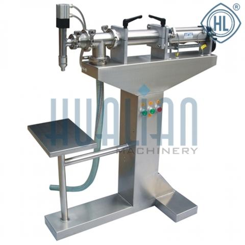 Дозатор поршневой LPF-1000 напольный