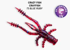 Силикон CRAZY FISH CRAYFISH 26-45-73-6