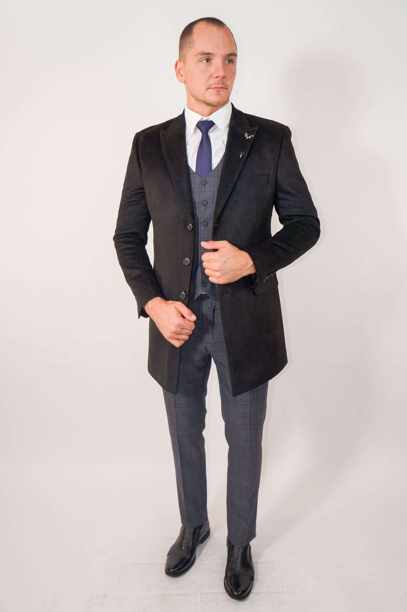 Пальто SACO / Пальто -  slim fit DSC02333.jpg