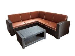 Комплект плетеной мебели Bica Rattan Premium Corner