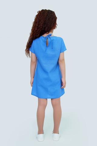 Платье детское + без дополнений (артикул 1Л3-4)