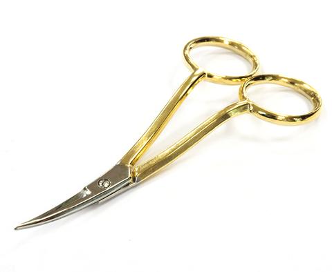Ножницы Madeira изогнутые для рукоделия