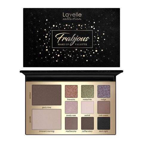 LavelleCollection Палетка для макияжа Frabjous тон 02 fasnion