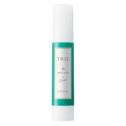 Lebel Trie: Моделирующий крем для волос (Emulsion 6), 50г