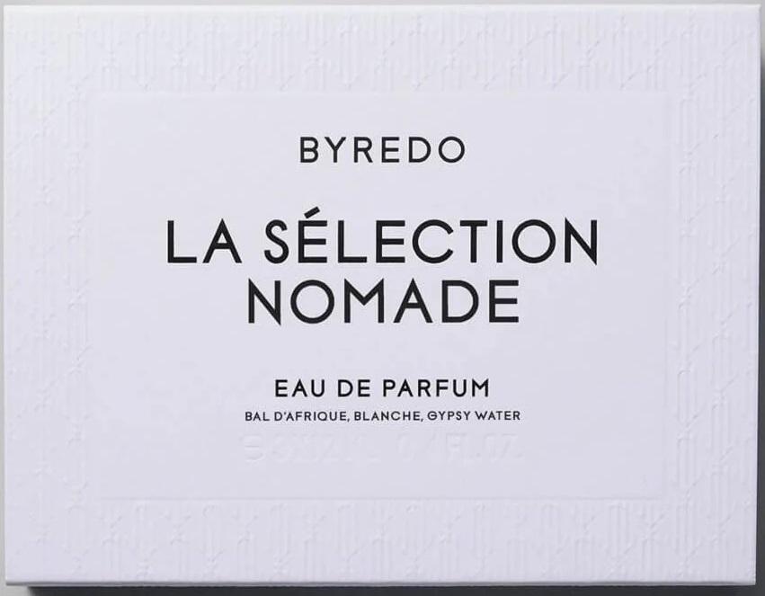 Набор BYREDO La Selection Nomade EDP