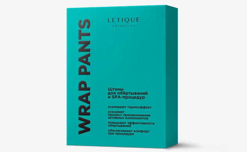Штаны для обертываний Letique Cosmetics