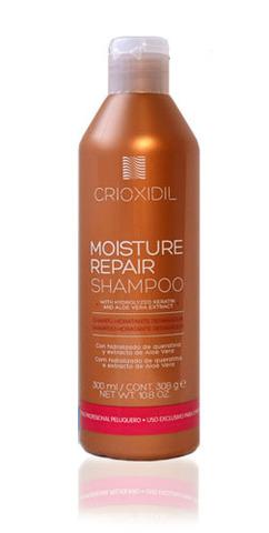 Шампунь для сухих и поврежденных волос,CRIOXIDIL,300 мл.