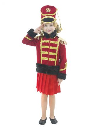 Карнавальный костюм Мажоретка детский