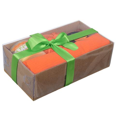 Подарочный Банный набор «Медовое SPA» 4 предмета