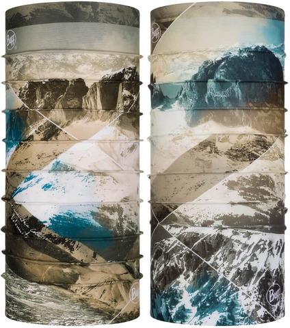 Многофункциональная бандана-труба Buff Dolomiti Sand фото 1