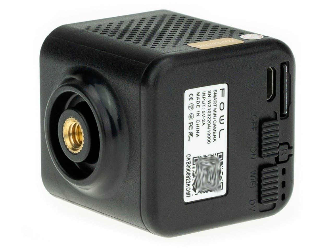 IP мини камера Ambertek Q85S FOWL