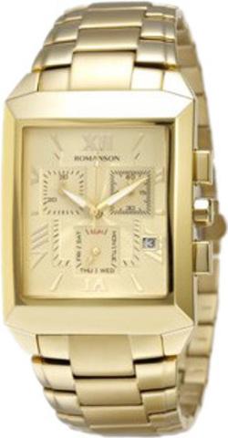 Наручные часы Romanson TM4123HMG(GD)