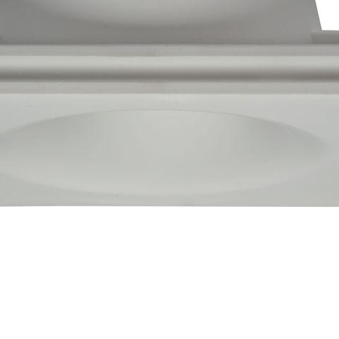Встраиваемый светильник Maytoni Gyps Modern DL001-1-01-W
