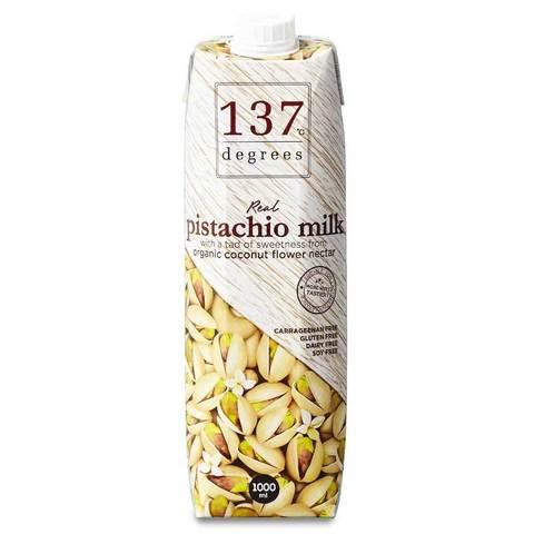 Молоко фисташковое 137 Degrees, 1л