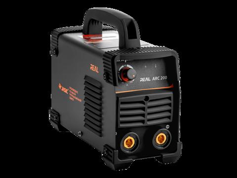 Аппарат для ручной дуговой сварки СВАРОГ REAL ARC 200 (Z238N) Black