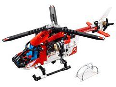 Техник 11297 Спасательный вертолёт, 325 дет Конструктор