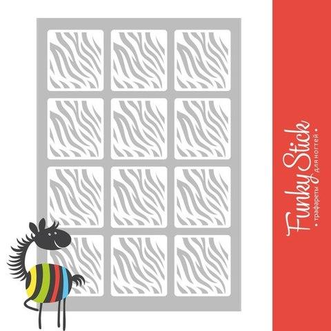 Трафареты для ногтей Animal planet №2 купить за 149руб
