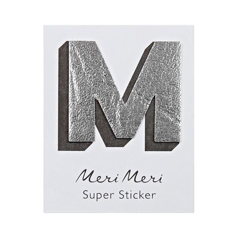 Стикер из кожзама M
