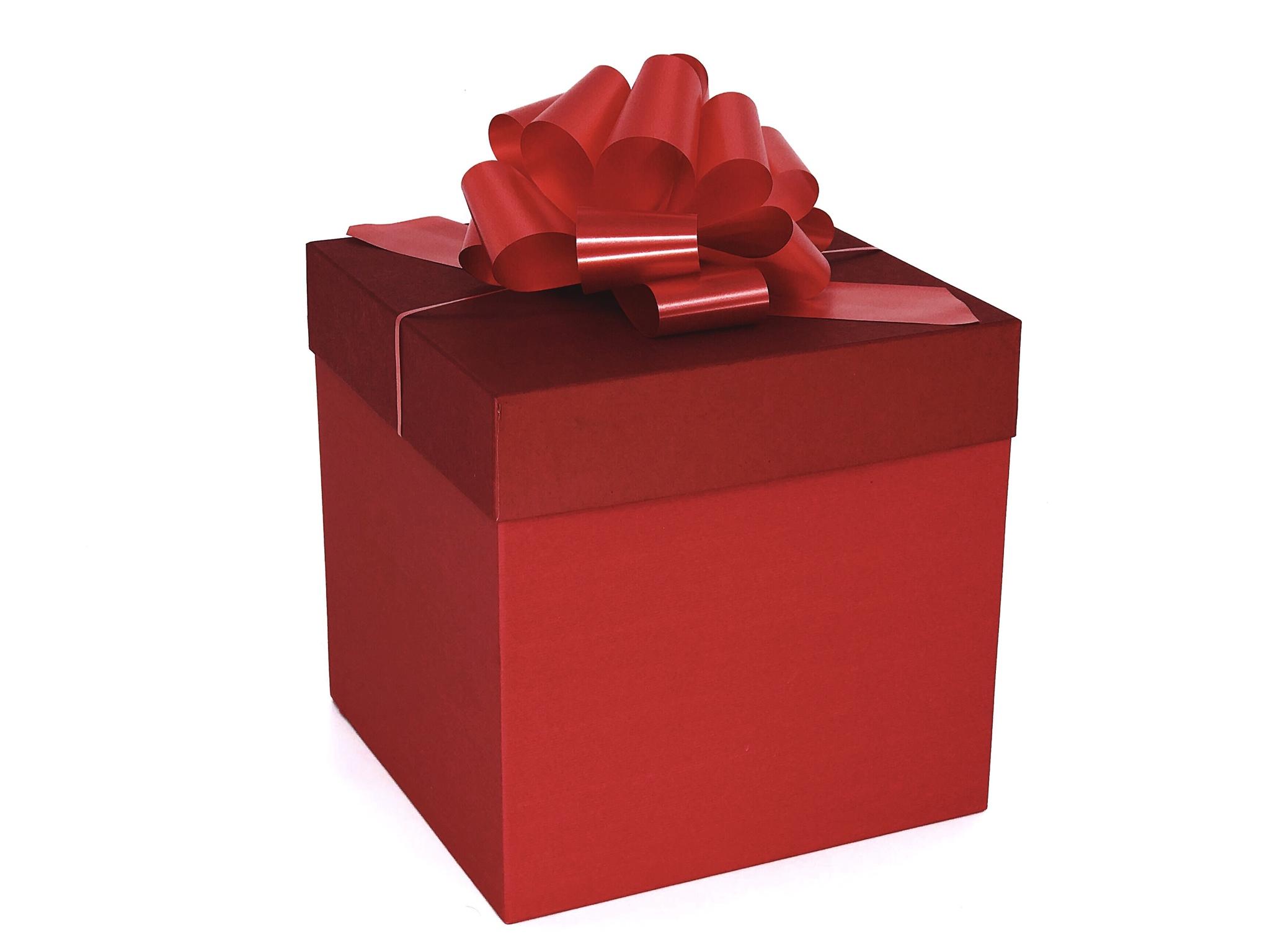 Коробка для подарков промышленный отпариватель