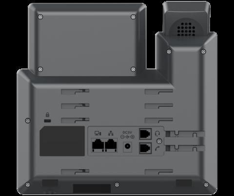 Grandstream GRP2604 (без PoE) - IP телефон. 6 SIP аккаунтов, 3 линии, есть подсветка экрана, (1GbE)Gigabit Ethernet, 10 BLF