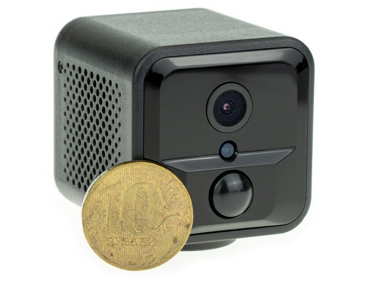 Wi-Fi камера Ambertek Q85S FOWL