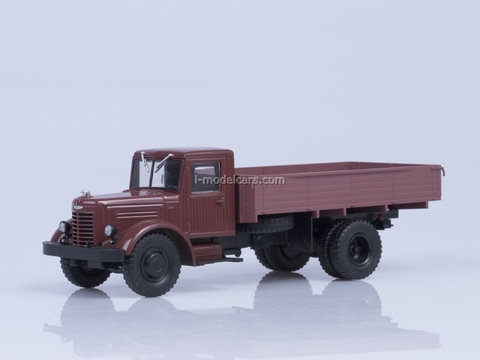 YaAZ-200 board dark red 1:43 AutoHistory