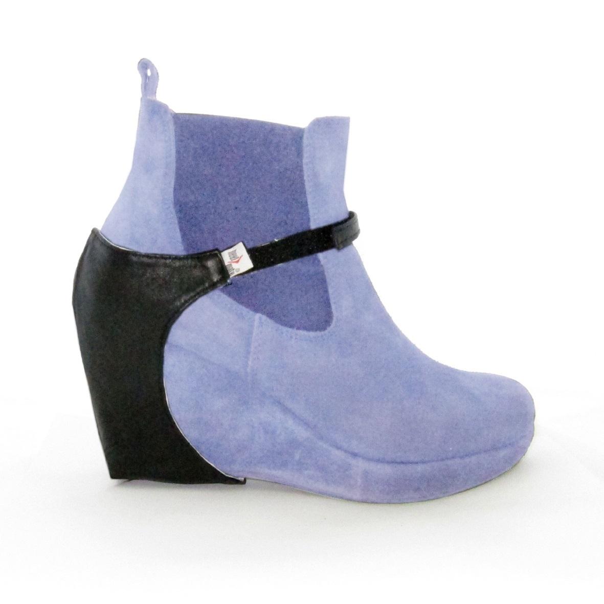 Автопятка для женской обуви на танкетке, танкетка до 7 см