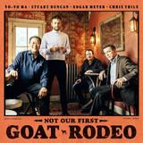 Yo-Yo Ma, Stuart Duncan, Edgar Meyer, Chris Thile / Not Our First Goat Rodeo (CD)