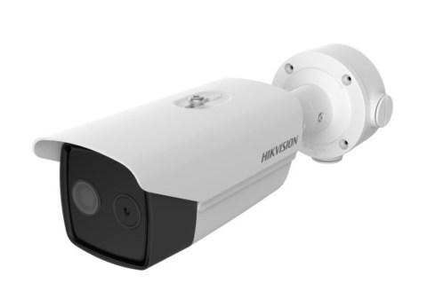 Тепловизионная цилиндрическая IP-камера DS-2TD2617B-3/PA