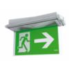 Двухстороннее табло аварийного светильника для низких температур Formula 65 LED Extreme