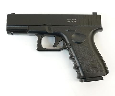 Страйкбольный пистолет Stalker SA17G Spring (Glock 17)