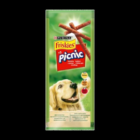 Friskies Picnic Лакомство для взрослых собак с говядиной