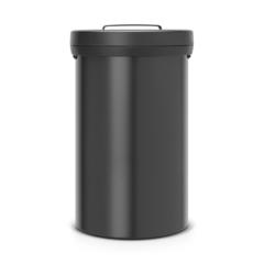 Мусорный бак Big Bin (60 л), Черный матовый