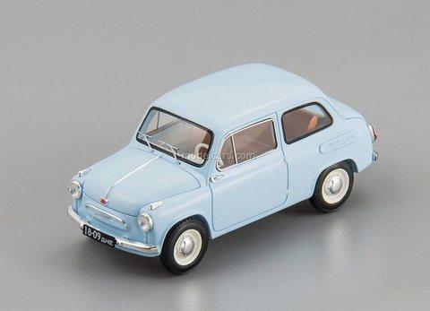 ZAZ-965 1960 blue DIP Models 1:43