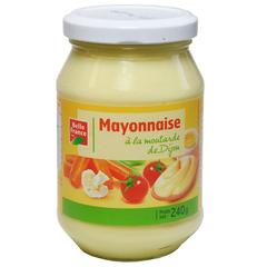 Майонез Belle France с добавлением Дижонской горчицы 240 гр