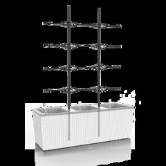 Решетки с изгибом для TRIO 40 (Lechuza)