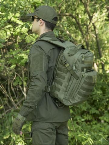 Тактический рюкзак Striker (20л)