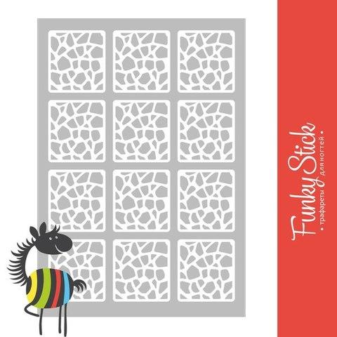 Трафареты для ногтей Animal planet №3 купить за 149руб