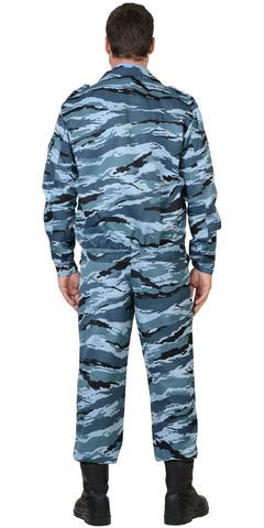 Костюм Охранника для охранника: куртка, брюки КМФ серый вихрь