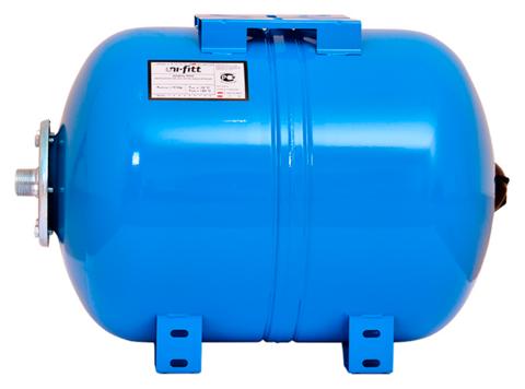 Гидроаккуммулятор Uni-Fitt 100 горизонтальный WAO100-U