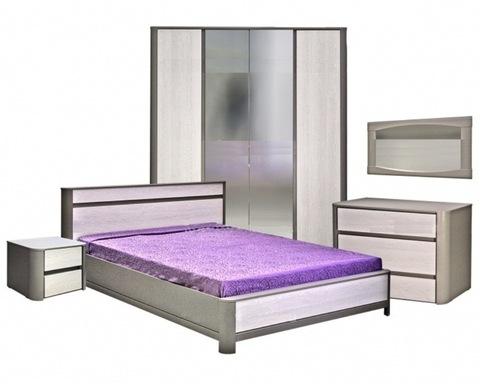 Спальня модульная ЛАЦИО-1