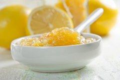 Лимон протёртый с сахаром, 600гр.