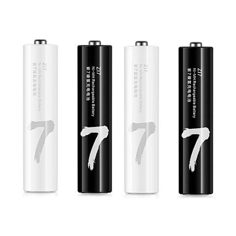XiaoMI Аккумуляторная батарея Rechargeable Batteries AAA 750mAh 4pcs