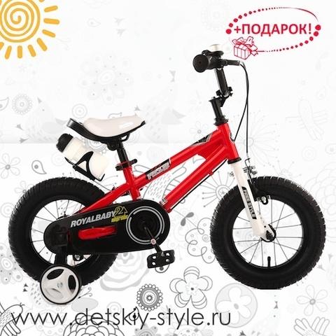 """Велосипед Royal Baby """"Freestyle Steel 12"""" (Роял Беби)"""
