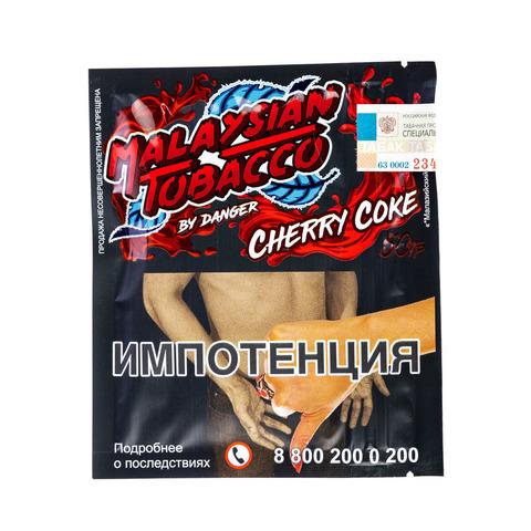 Табак Malaysian Tobacco 50 г Cherry Coke (Газировка, Вишня)