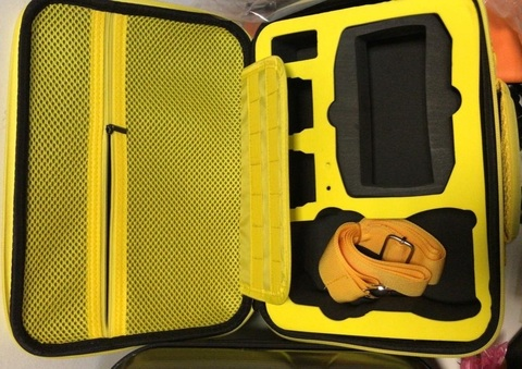 Кейс для квадрокоптера DJI Mavic 2 желтый (покемон)