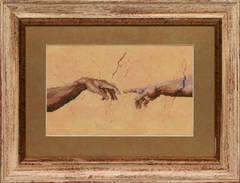 Lanarte Creation, 2 Hands (Две руки, Микеланджело)